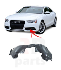 FOR AUDI A5 2011 - 2016 NEW FRONT FENDER MUD GUARD SPLASH ARC LEFT N/S