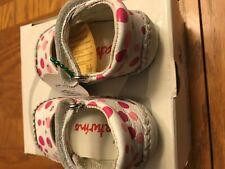 Naturino SOFT Infant/Toddler Girl PULCINO 5 VIT. ST. BUBBLES SIZE 16EU/0 US