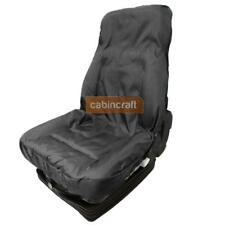 Zoomlion Plant Cabincraft Heavy Duty Tough Waterproof Seat Cover Grey