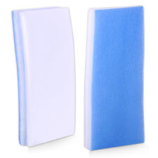 2 Layers Sponge Booth Filter Fits Spray Booth Models Airbrush Paint HS-E420DCK