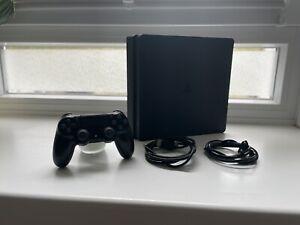 PS4 Slim 500GB Gebraucht ohne OVP !