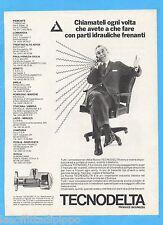QUATTROR983-PUBBLICITA'/ADVERTISING-1983- TECNODELTA  (versione A)