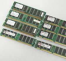 256 MB 256MB SDRAM PC133 KINGSTON KVR133X64C2/256 RAM MEMORY SPEICHER MODULE S90
