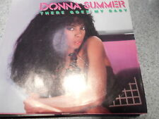 DONNA SUMMER  THERE GOES MY BABY       7 INCH   45 RPM     481