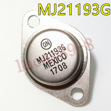 Su MJ21193G PNP Transistor Semi 16 a 250 V 2-Pin TO-204AA