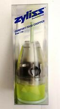 Zyliss Switzerland Comfort Food Chopper 80mm / 1 Cup - Lime - In Box - NEW