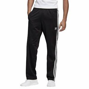 Adidas Originals Men's Firebird Track Pants Black ED6897 S-XL