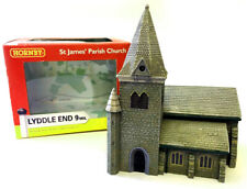 Hornby N Gauge Lyddle End St James Parish Church N8009 Vintage in Original Box