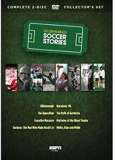 Espn Films 30 For 30: Soccer Stories - 2 DISC SET (2015, DVD NEW)