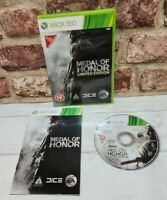 Medal of Honor -- Limited Edition (Microsoft Xbox 360, 2010) inc Manual