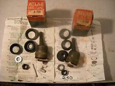 Chrysler 1958 59 NORS upper ball joint adjustable Alas A-720 pair