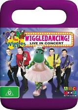 The Wiggles - Wiggledancing - Live In Concert (DVD, 2007)