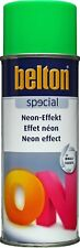 Belton Neon Lack Spray Sprühdose 400ml grün Spraydose