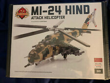 ***SEALED*** MI-24 HIND Attack Helicopter by Brickmania ***RETIRED***