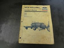New Holland Ford Model 2000 Operator's Manual   1-91