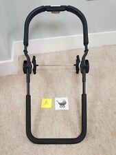 Bugaboo Buffalo black seat carrycot frame great condition Grade A