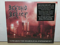 BEYOND BELIEF - TOWARDS THE DIABOLICAL EXPERIHMHERNT - CD