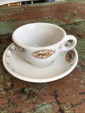 Vintage 1960s New England Oyster House Bowl  Jackson China  restaurant ware bowl