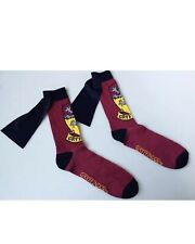 Harry Potter Gryffindor Men's Socks Knee-High Socks Cosplay Props Gift