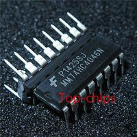 (10PCS) MM74HC4046N 4046N IC LOCK LOOP PHASE CMOS 16-DIP new