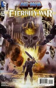 He-Man: The Eternity War #10 DC COMICS Pop Mhan Skeletor Cover A