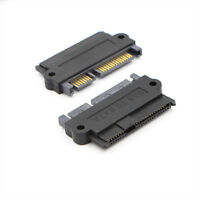 Universal Black hard drive/HDD Connectors Card adapter SAS 29 Pin to SATA 22 Pin