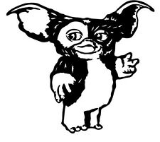 GREMLIN GIZMO Gremlins Vinyl Decal Sticker Car Bumper Window Wall Cute
