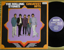 THE ROLLING STONES, GREATEST HITS, LP 1970 RARE HOLLAND EX/VG+