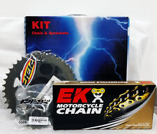 PBR / EK CHAIN & SPROCKETS KIT 530 FOR DUCATI MULTISTRADA 1200 / S 2010 > 2012