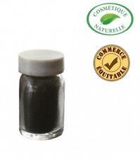 Flacon de poudre - Khôl gris profond traditionnel pour les yeux - 100% Naturel.