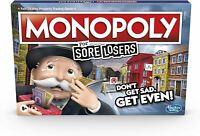 Monopoly Sore Losers Edizione Gioco da Tavolo