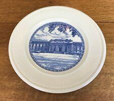 Wedgwood United States Naval Academy Bancroft Hall Plate
