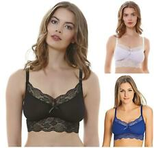 Freya Fancies Bralette Bra 1010 New Lingerie Womens Wire-free Bralette Bra Top