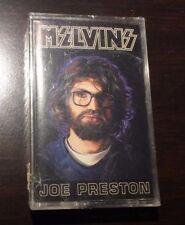 The Melvins Joe Preston EP Cassette Super Rare Grunge Alternative