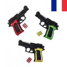 Pistolet à Billes pour Enfant 0,08J + 12 Billes A partir de 36 mois
