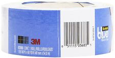 3m 5111503683 Scotch-blue Multi-surface Safe Release Painters Tape 2in X 60yd