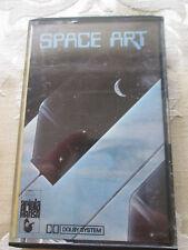 SPACE ART - ORIGINAL 1977 ARIOLA HANSA DOLBY SYSTEM AUDIO CASSETTE (PAPER LABEL)