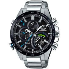 Casio EDIFICE EQB501XDB-1A Bluetooth Smartphone Link Tough Solar 100m Mens Watch