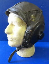 USAAF TYPE A-11 INTERMEDIATE LEATHER FLYING HELMET-EXTRA LARGE
