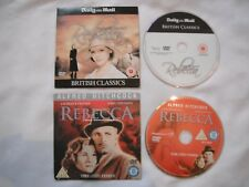 Promo DVD - Daphne Du Maurier's Rebecca - 1940 Film & 1997 Mini-Series (2 Discs)