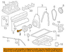 GM OEM Engine-Vibration Damper Bolt 12557840