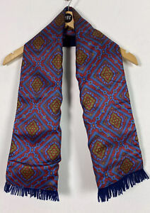 Men's Tootal Scarf / Radley / Wool & Tricel / 2 Ply / Classic / Mod /
