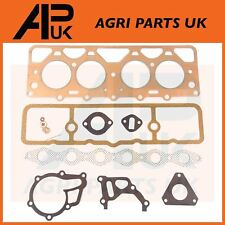 David Brown 880 900 950 Implematic Tractor Top Head Gasket Set Kit Copper 4 Cyl