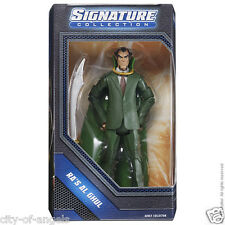 New Ra's Al Ghul DC Signature Collection Matty Collector Club Members Batman