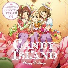 CANDY ISLAND-THE IDOLM@STER CINDERELLA GIRLS ANIMATION PROJECT 04-JAPAN CD C15