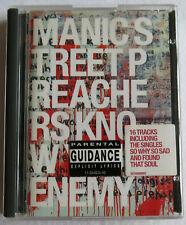 Manic Street Preachers - Know Your Enemy MiniDisc Album MD