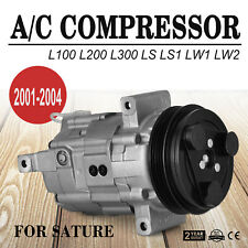 AC Compressor Fit For Saturn L100 L200 L300 LS LW1 LW200 R57543 2.2L 2000-2004