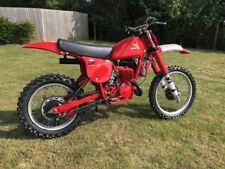 1979 Honda cr250 Red Rocket retro motocross vintage