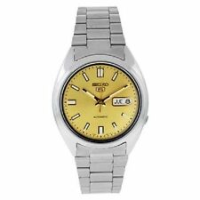 Seiko Silver Case Wristwatches