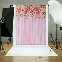 STUDIO PHOTO PHOTOGRAPHY BACKDROP FLOWER WALL FLOOR BACKGROUND WEDDING PROPS